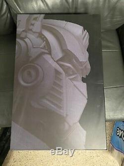 Threea Transformateurs Cachée De La Lune Optimus Prime Figure 3a Threezero USA