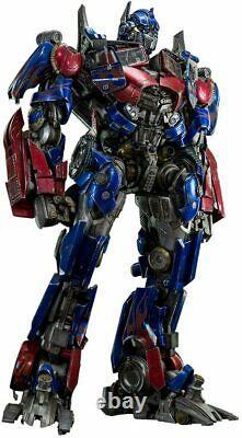 Threea Transformers Optimus Prime Dark Of The Moon Retail Edition 3a 19 Boîte