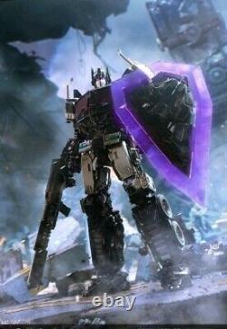 Toyworld Tw-f09 Nemesis Prime Action Figure Dark Version En Stock