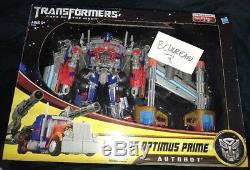 Transformateur Cachée De La Lune Jetwing Optimus Prime New Amazon Exclusive