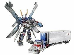 Transformateurs À Chaud Sdcc Dark Of The Moon Ultimate Optimus Prime Toys Mp 01 04 10