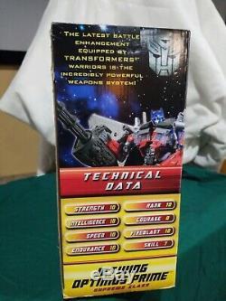Transformateurs Cachée De La Lune Dotm Jetwing Optimus Prime Hasbro Exclusive Amazon