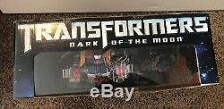Transformateurs Cachée De La Lune Dotm Ultime Optimus Prime Misb