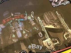 Transformateurs Cachée De La Lune Jetwing Optimus Prime Version Noire Takara Tomy