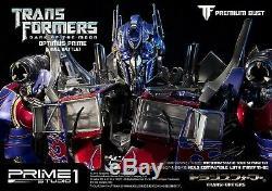 Transformateurs Dark Side Lune Optimus Prime Premium Buste Prime 1 Studio