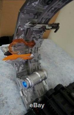 Transformateurs Dotm Cachée De La Lune Optimus Prime, Ufo Trailer Annulaire, Armi E Mani