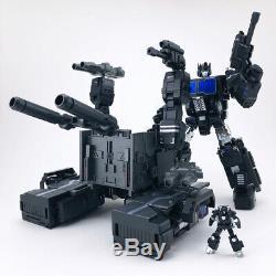 Transformateurs Fanshobby Mb-06a Puissance Baser Noir Optimus Prime En Stock