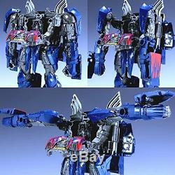 Transformateurs Le Dernier Chevalier Tlk-ex Dark Optimus Prime Voyager Restreinte