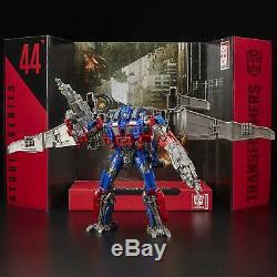 Transformateurs Série Studio 44 Cachée De La Lune Film Optimus Prime Action Figure