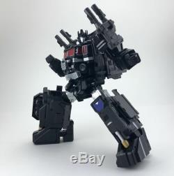 Transforme Fans Hobby Mb-06a Puissance Baser Noir Optimus Prime