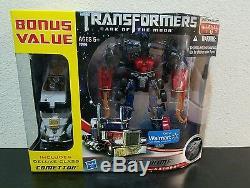 Transformers 3 La Face Cachée De La Lune Voyager Action Exclusive Figure Optimus Prime Ne