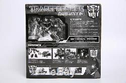 Transformers Animated Ta-01 Noir Foncé Nemesis Optimus Prime Takara Voyager