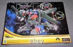 Transformers Dark Of The Moon Jetwing Optimus Prime Supreme Class Dotm Movie Nouveau