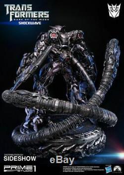 Transformers De La Statue Shockwave Lune 93cm Prime1 Studio / Sideshow Nouveau