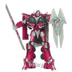 Transformers Face Cachée De La Lune Leader Classe Sentinel Prime Dotm 2 Jour Get