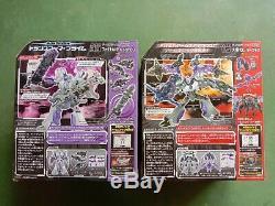 Transformers Prime Arms Micron Am-15 Am-33 Final Battle Ténèbres Megatron Misb