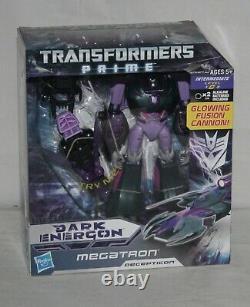 Transformers Prime Dark Energon Optimus Megatron Misb Bbts Exclusif