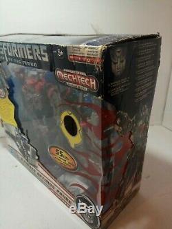 Transformers Prime Ultimate Optimus Cachée De La Lune Bnib Rare Nouvelle Bande-annonce