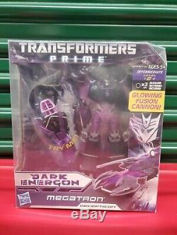 Transformers Prime Voyager Foncé Energon Megatron Scellé Misb