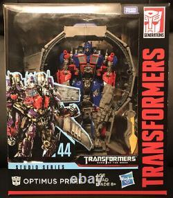 Transformers Studio Series 44 Dark Of The Moon Dotm Leader Optimus Prime Misb