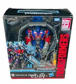 Transformers Studio Series 44 Leader Class Dark Of The Moon Film Optimus Prime