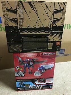 Transformers Studio Series 44 Optimus Prime Dark Of The Moon - Alternates Prime