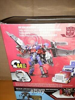 Transformers Studio Series Transformers Dark Of The Moon Optimus Prime #44 Nouveau