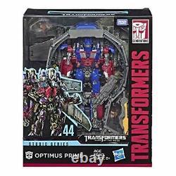 Transformers Toys Studio Series 44 Classe Leader Dark Of The Moon Optimus Prime