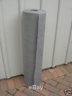 Trois Rolls 3' X 300' Dark Haute Qualité Gris Landscpe Weed Tissu