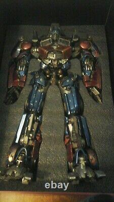 Troisa Optimus Prime Dark Of The Moon (édition Bambaland)