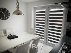 Uk Qualité Equipee Jour Et Parfaitement Vision Nocturne / Zebra Porte Patio Blind