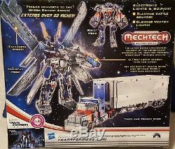 Ultimate Optimus Prime - Les Figurines Des Transformations De La Lune 2011 Très Détaillées