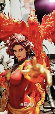 XM Dark Phoenix Statue 1 / 4scale Nouveau Sealed Not Sideshow Ou Prime 1